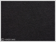 Organic Knitted Fabric, black
