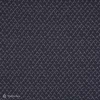 Aallot Organic Knitted Fabric, dark blue