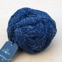 ALB Lino, navy blue