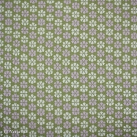 Kukat Organic Knitted Fabric, moss green