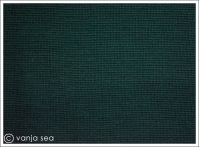 Organic Cotton Rib, dark petrol green