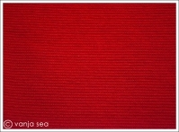 Organic Cotton Rib, red