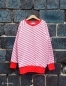 Kukat Sweatshirt, Lilac/Red