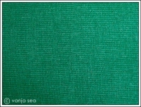 Organic Cotton Rib, dark green