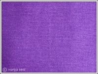 Organic Cotton Rib, purple