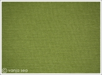 Organic Cotton Rib, moss green